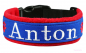 "Preview: Besticktes Halsband - Modell ""Anton"""