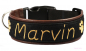 "Preview: Besticktes Halsband - Modell ""Marvin"" (Sonderedition)"